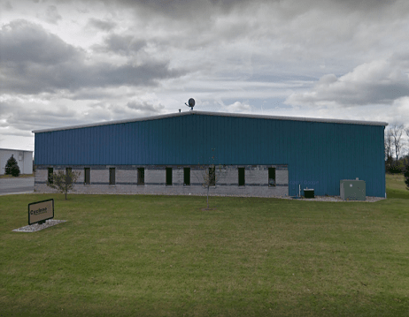 About Cyclone Facility Outside-abrasive sandblasting cabinets