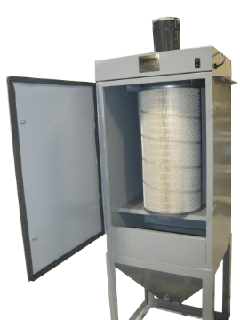 cyclone-dc4000-blast-cabinet-dust-collector