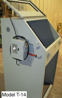 cyclone-model-t14-tumble-sand-blasting-cabinet