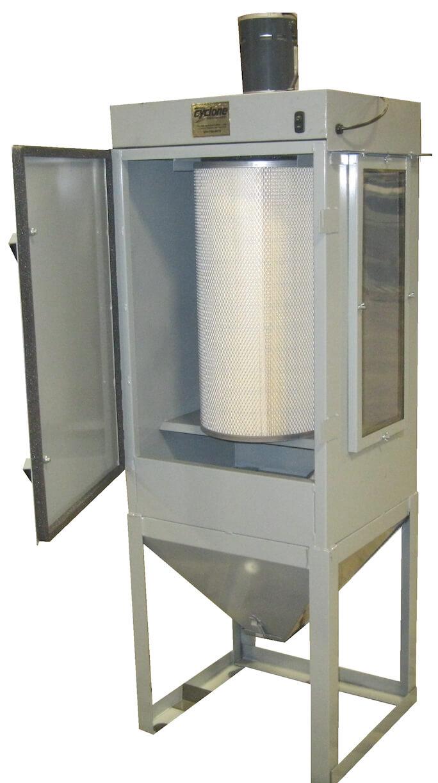 sandblast dust collector dc4000