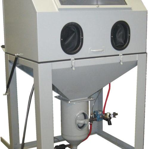 Side Kick Cyclone Manufacturing PT-100SK Portable Direct Pressure Pot Blaster